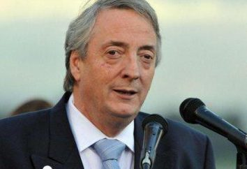 Nestor Kirchner: biographie, photos, politique Nestor Kirchner, la cause de la mort, l'enterrement