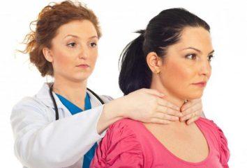 Comment vérifier la glande thyroïde? Quel médecin vérifie la glande thyroïde?