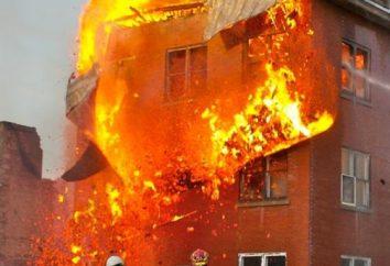 Sécurité incendie des bâtiments et des structures de base