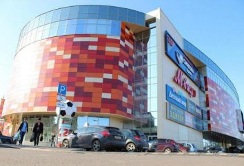 centra handlowe Wołogda. opis
