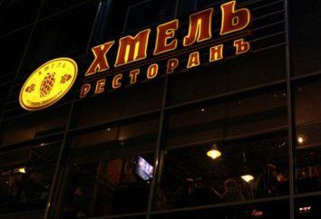 """Birra ristorante """"Luppolo"""" Kaliningrad: descrizione, menu e recensioni"""