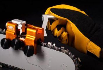Warum die Notwendigkeit Maschine für Kettensägen Schleifen?