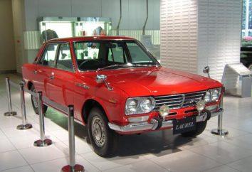 « Nissan Laurel »: une brève description des huit générations et leurs spécifications