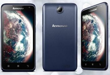 "Smartphone ""Lenovo A526"": specyfikacje, opinie"