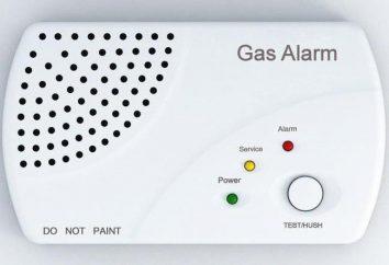 Attenzione a gas e le sue caratteristiche
