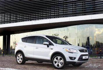 """Druga generacja – """"Ford Kuga"""": przeglądy właścicieli i przeglądu nowości"""