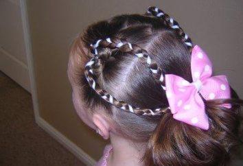 Frisuren für lange Haare für Mädchen für alle Gelegenheiten und nicht nur