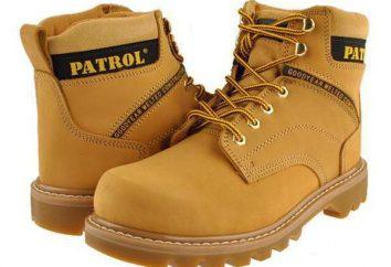 stivali Patrol inverno maschio e femmina: una revisione del produttore, modello, e recensioni