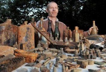 """Encuentra la Segunda Guerra Mundial – valor histórico, lo que implica que los arqueólogos """"negro"""""""