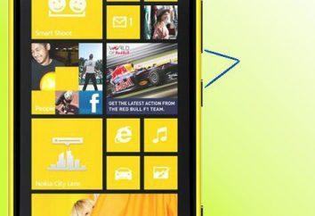 """Smarfon """"Nokia Lyumiya"""". Jak zrestartować telefon, czy to zależy?"""