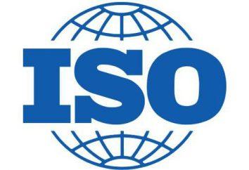 ISO – qu'est-ce? ISO