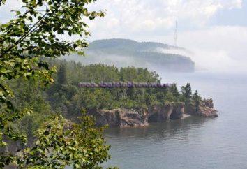 Lago Superior. ¿Dónde está el Lago Superior?