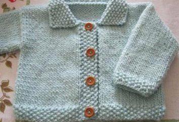 Piękna bluzka dla noworodka szprychy pasuje łatwo i szybko