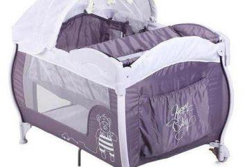 Manejo de cama Bebê Feliz: modelo, descrição, comentários