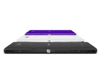 Sony Xperia M2 D2303: Opinie i funkcje Opis