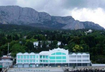 « Montagne » Crimée sanatorium. Traitement à Livadia: avis, prix