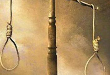 Moratorium na wykonywanie kary śmierci w Rosji. Kiedy kara śmierci została zniesiona w Rosji