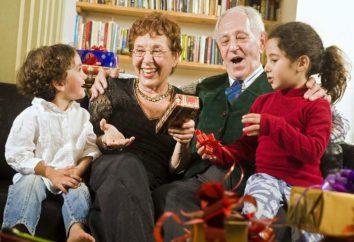 Lo que hay que dar a mi abuelo de 80 años: las mejores ideas