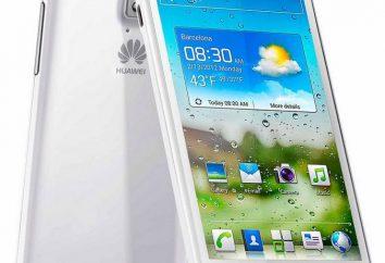 Huawei G700 Smartphone: przegląd, funkcje oprogramowania, gry, zdjęcia i opinie