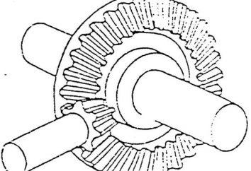 engrenages coniques, leur utilisation et leur fabrication