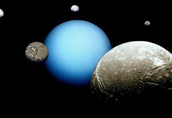 Quanti satelliti di Urano: descrizione, caratteristiche e curiosità