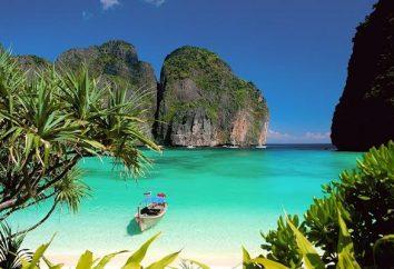 Jak latać do Tajlandii, i że konieczne jest tu zobaczyć?