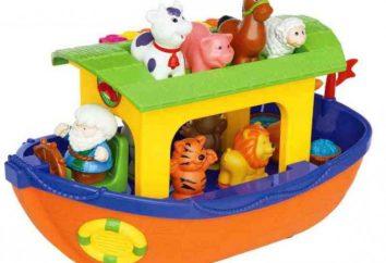 « Arche de Noé » – un jouet pour votre bébé!