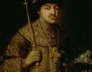 Fedor Alekseevich Romanov. Podczas panowania