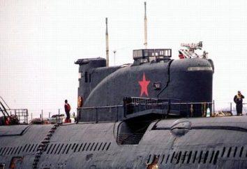 Jakie będą atomowych okrętów podwodnych czwartej generacji rosyjskiego