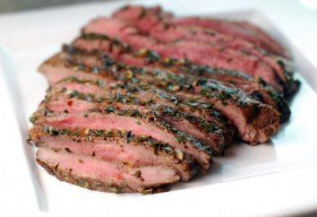 Wie zu wählen und Flank Steak zu kochen?