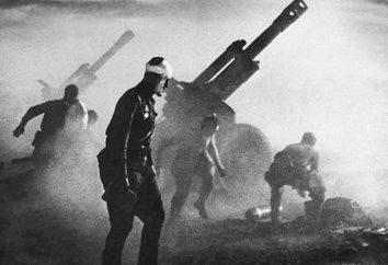 """Operação """"Bagration"""". plano de liberação Belarus (1944)"""