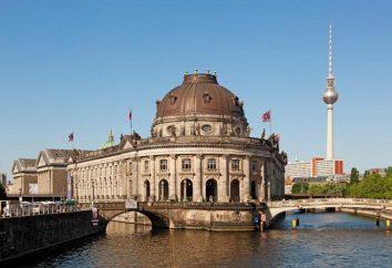 Muzea w Berlinie: zdjęcie i opis