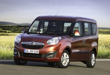"""Opel """"Combo"""" – le recensioni. Specifiche Opel Combo"""