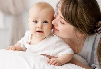 Sonno del bambino in 9 mesi: standard, possibili problemi
