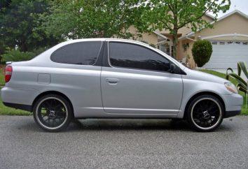 """Toyota """"Echo"""" – kompaktowy japoński sedan w Ameryce dla tych, którzy nie lubią być naprawione"""
