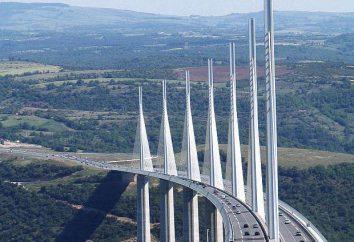 Die schönsten Brücken der Welt: ein Foto und Namen. Top 10