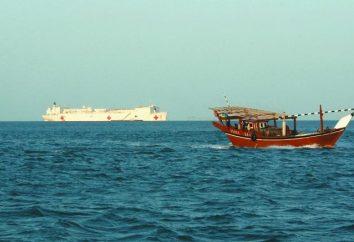 Golfo Persico – Olio e paradiso turistico