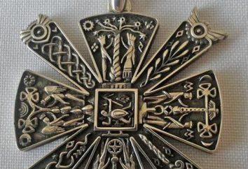 Cres Slavonic: o significado do amuleto