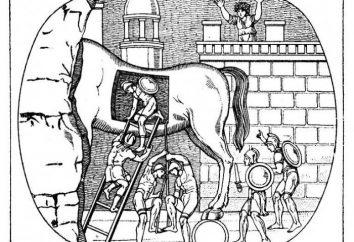 Cheval de Troie: valeur phraséologisme. Le mythe du cheval de Troie