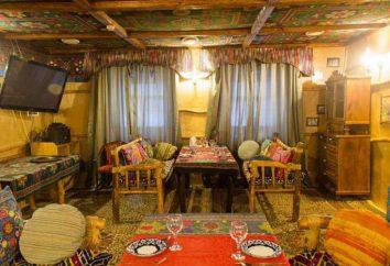 """""""Restauracja w Kazaniu"""" Starożytna Buchara, Kuchnia orientalna"""