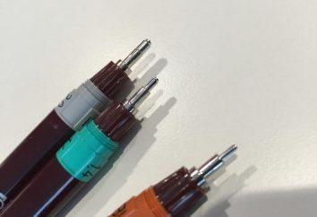 Peintres – quel est-il? Rapidograph et peintres: la différence