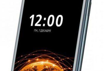 Smartphone TurboPhone4G 2209: opinie, opisy, instrukcje