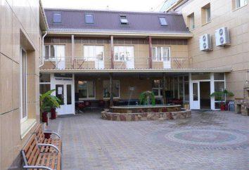 Pensjonat «Południe» (Anapa): opis, opinie turystów