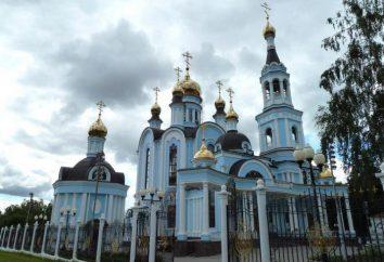 Fürbitte-Kathedrale, St. Tatiana (Tscheboksary): Geschichte und Fotos
