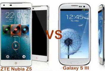 ZTE Nubia Z5: przegląd, dane techniczne i opinie. Stylowy i potężny smartfon