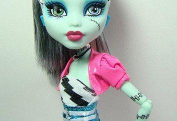 """Was ist der Name """"Monster High""""? Monster High – Charakternamen"""