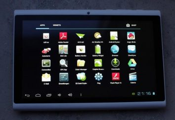 La nueva tableta Hyundai A7HD