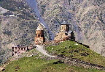 Gergeti Church: Descrição atrações Georgia