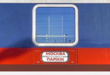 """Viajar de trem """"Moscou-Paris"""" é uma boa opção!"""