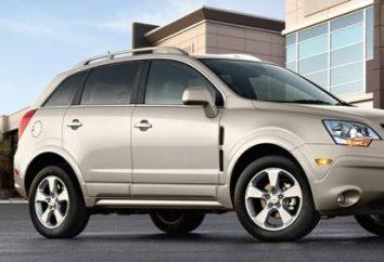 """Trochę o samochodach. Co recenzja """"Chevrolet Captiva"""" otrzyma od kierowców?"""